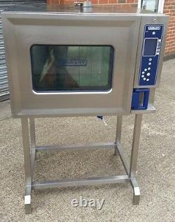 £1650+VAT. Hobart 6 tray electric oven, combi / baking / steam / convection