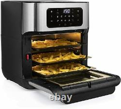 182065 Princess 10l Aerofryer Dehydrate Oven 1500w