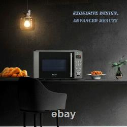 20L Digital Microwave Oven Grill Convection Combination 800W Stainless Steel