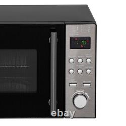 3 IN 1 Combination Microwave Oven Grill Convection 800W 9 Auto Cook Setting 20L