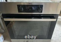 AEG BEB231011M Bult-In Electric Single Convection Fan Oven