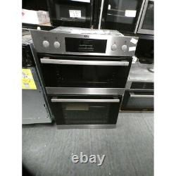 AEG Built In Double Oven Stainless Steel