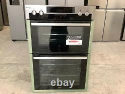AEG DES431010M Built in Electric Double Oven Stainless Steel #RW19533
