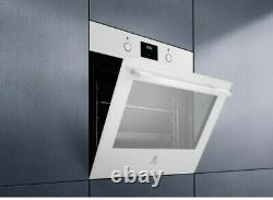 AEG ELECTROLUX KOFGH40TW Built In Single Oven White, RRP £399
