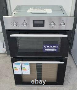 AEG Electrolux KDFGE40TX Built In Electric Double Oven, RRP £699