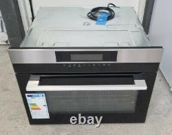 AEG SenseCook KPK742220M Built In Compact Pyrolytic Multifunction Oven, RRP £749