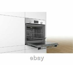 BOSCH Serie 2 HHF113BR0B Electric Oven Stainless Steel, RRP £299