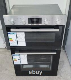 BOSCH Serie 2 MHA133BR0B Electric Double Oven Stainless Steel, RRP £629