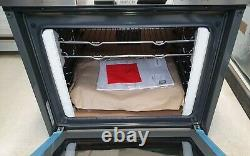BOSCH Serie 4 HBS534BS0B Electric Oven Stainless Steel, RRP £399
