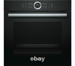 BOSCH Serie 8 HBG634BB1B Electric Oven Black- Domestic Appliances Online
