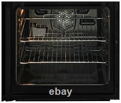 Beko KDV555AK Free Standing 4 Hob Double Electric Cooker Black