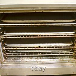 Blodgett EF-111 Commercial Electric Full Size Convection Oven 208-220V