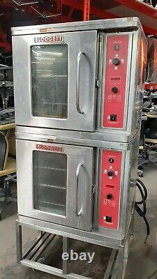 Blodgett Electric Convection Fan Oven Baking Roasting Stack Oven REDUCED