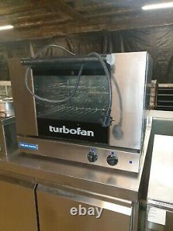 Blue Seal Turbofan Convection Oven E22M3 Not Combi