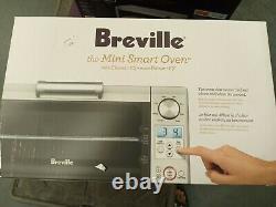 Breville BOV450XL 1800W mini smart Oven with element iq