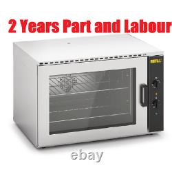 Buffalo Commercial Electric Convection Oven 100Ltr 520Hx800Wx600Dmm 2.5kW