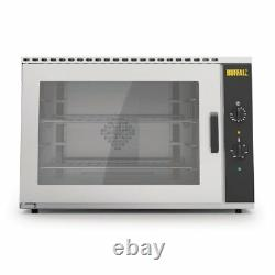 Buffalo Convection Oven 100Ltr Litre 4 x 1/1 GN CW864 Commercial Catering