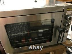 Bufffalo Model Dn486 Stainless Steel Electric Convection Oven For Catering