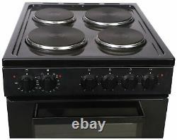 Bush BETAW50B 50cm Double Electric Cooker Black
