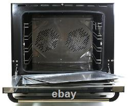 Chef-hub 4 Rack Dual Fan Electric Convection Oven With Water Vapour Function