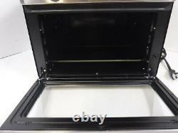 Chefman 25 L Analog Air Fryer Toaster Oven 6 Slice Convection with Auto Shut-Off