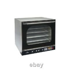 Chefmaster Large Convection Oven 67 Litre HEC819 Commercial Catering