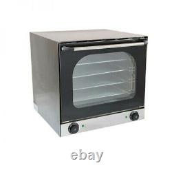 Commercial Convection Oven Bake Fan Cook Grill Infernus YSD-1AE