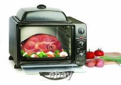 Commercial Electric Convection Oven Bake Cooking Toaster Pizza Grill Kitchen