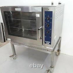 Commercial Oven Convection Fan Steam Injection Lainox MCE051M
