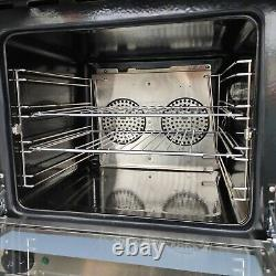 Commercial electric Convection double fan oven cakes, baguettes, pastries
