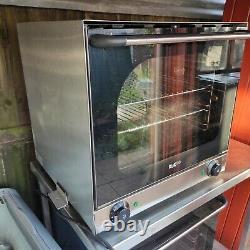 Commercial electric Double fan convection oven, baguettes, cakes, cookie dough