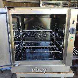 Commercial electric Lincat convection fan oven and stand