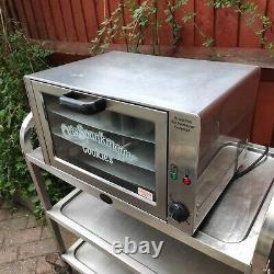 Commercial electric Otis spunkmeyer cookie dough convection fan oven