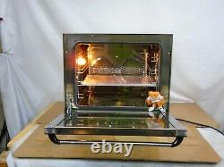 Convection Oven Electric Commercial Baking Stainless Steel plus 4 Baking B1155