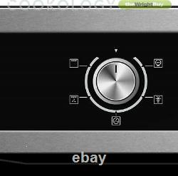 Cookology 60cm Built-in Electric Fan Oven & Touch Control Induction Hob Pack
