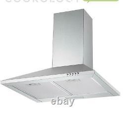 Cookology Built-in Fan Forced Oven, Induction Hob, 60cm Chimney Cooker Hood Pack