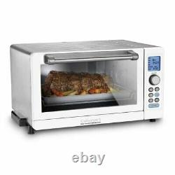 Cuisinart Deluxe Convection Toaster Oven Broiler White