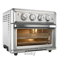Cuisinart TOA-60 Air Fryer Toaster Oven with 1 Year Extended Warranty