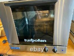 Electric Convection Oven Blue Seal