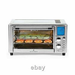 Emeril Lagasse Kitchen Oven Fryer Toaster Slow Cook Power AirFryer 360 Steel New