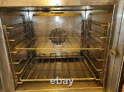 Falcon E7202 Commercial Electric Convection Baking Oven + Holding Unit 13 Amp