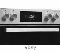 HOOVER H-OVEN 300 HO9DC3E3078IN Electric Double Oven Stainless Steel Currys