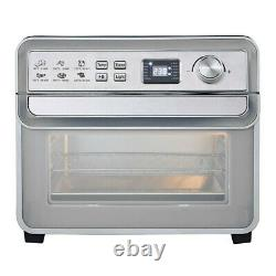 Healthy Choice Stainless Steel 23L 1700W Air Fryer/Airfryer Convection Oven SL