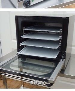 High quality Imettos Electric Convection Oven 4 Trays, Baking Oven. New