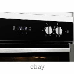 Hoover HO7DC3UB308BI H-OVEN 300 Built Under 60cm A/A Electric Double Oven Black