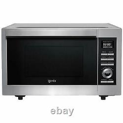 Igenix IG3095 Digital Combination Microwave & Grill, Oven Style Pull Down Door