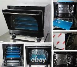 Imettos Electric Convection Oven Multi Function 4 Trays 300C 13Amp