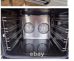 Justa Electric Convection Oven Multi Function 4 Trays 300C 13Amp, High Quality