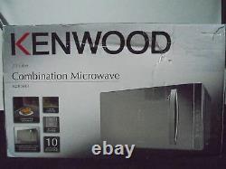 KENWOOD K23CM13 Combination Microwave Mirror Finish- HEAVILY DAMAGED BOX