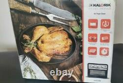 Kalorik TKG AFO 2000 22L Air Fryer Mini Oven 1700W with Rotisserie and Drip Tray
